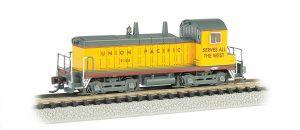 Bachmann 61651 N EMD NW2 Union Pacific #9155