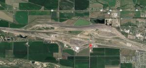 Union Pacific's Bailey Yard in North Platte, Nebraska.