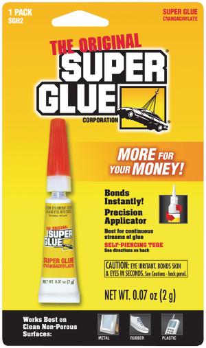 Super Glue Cyanoacrylate