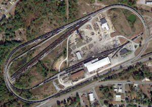 Loop at Rail Car Repair Facility (Calera, AL)